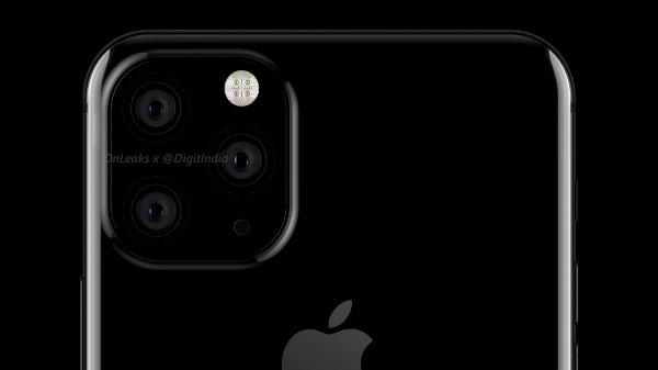 Apple iPhone X1 with renders triple camera leaked: Inspired by Huawei?