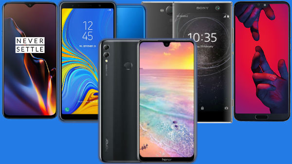 Best camera smartphones with 20MP camera and above launched in 2018
