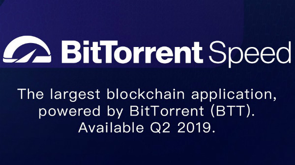 BitTorrent Speed announced: Seed a file and ear free BitTorrent (BTT)