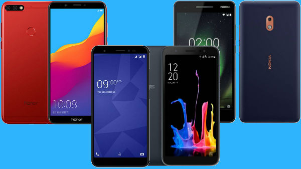 Buying guide: Best smartphones to buy under Rs 6,000