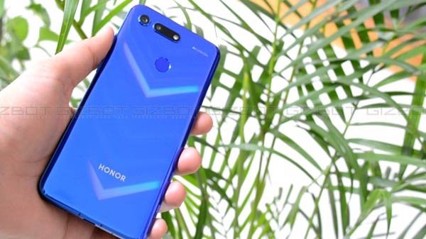 Honor View 20: Smartphone with most no. of industry-first technologies