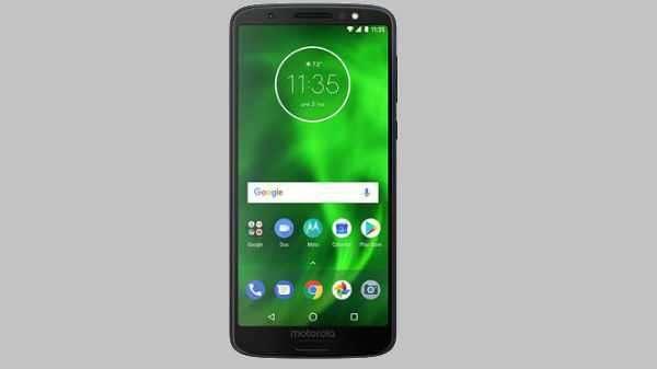 Moto G6 Plus receiving Android 9 Pie update in India