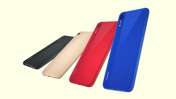 Honor 8A Charm Red Edition with 3GB RAM to launch on January 29