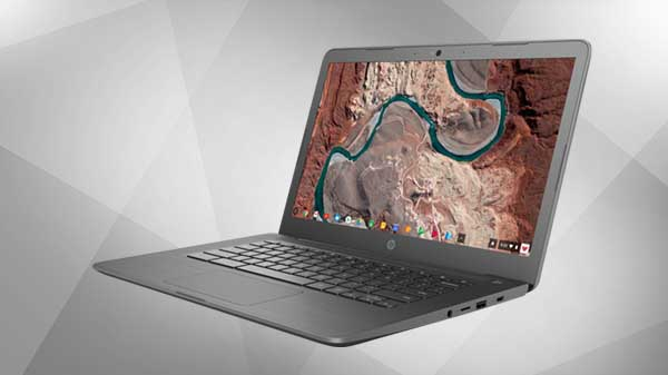 HP launches its first Chromebook with AMD Processor at CES 2019