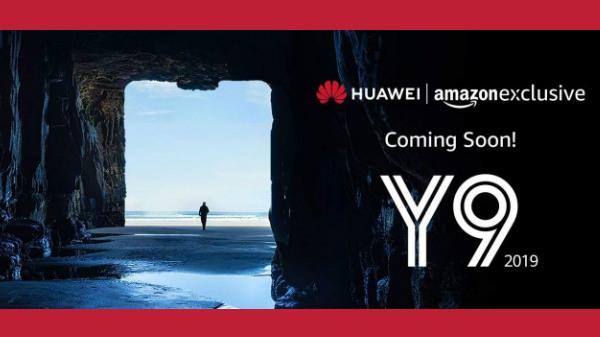 Huawei Y9 (2019) India launch confirmed: Amazon Exclusive