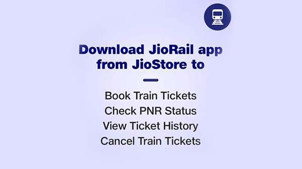 JioPhone users can now book train tickets, check PNR