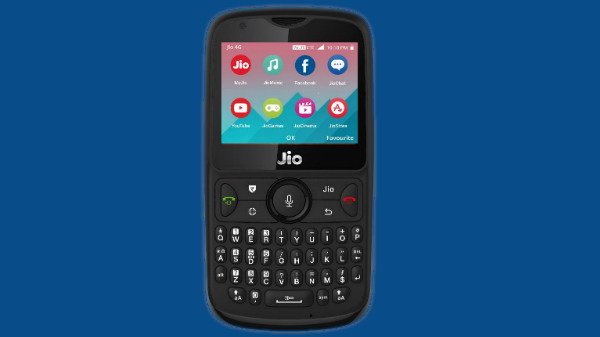 Reliance JioPhone 2 flash sale begins at 12 noon today