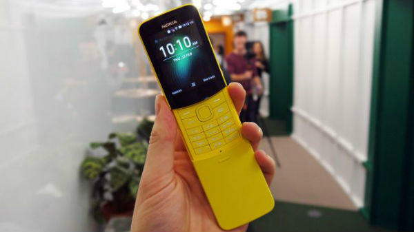 KaiOS confirms wider rollout of WhatsApp support for Nokia 8110 4G