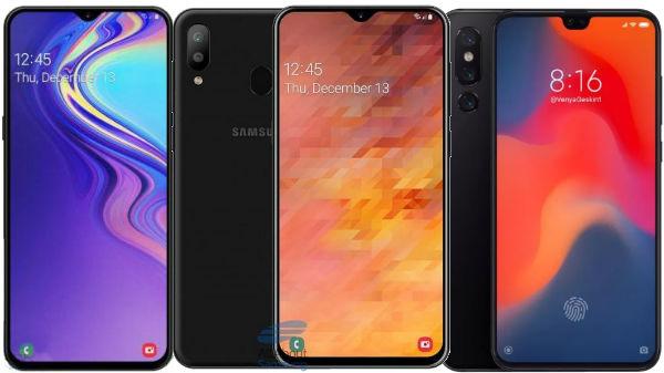Last week Leaked and rumored Upcoming smartphones in 2019