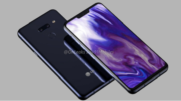 LG G8 renders and 360-degree video emerge online