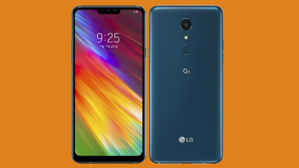 LG Q9 debuts in South Korea with QHD display and IP68 rating
