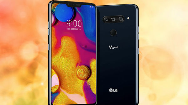 LG V40 ThinQ India launch confirmed as an Amazon Exclusive