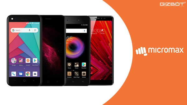 List of Best Micromax smartphones launched in 2018