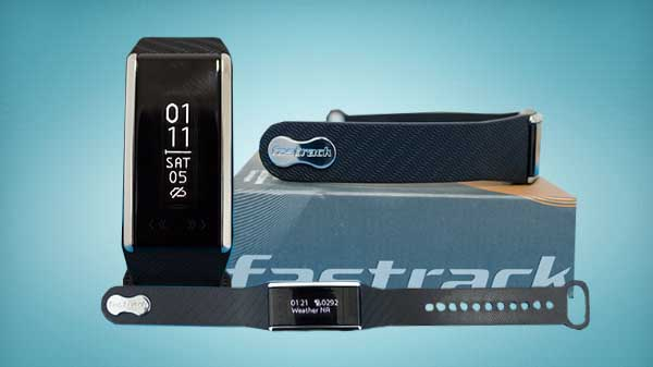 Fastrack Reflex Wav review: A decent gesture-controlled smart band