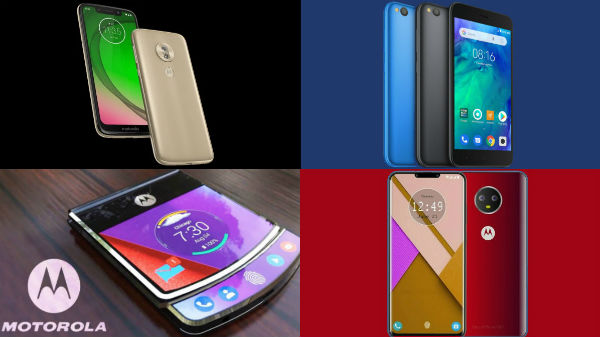 Most rumored and leaked smartphones: Redmi Go, Moto G7 series and more