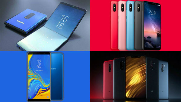 Most Trending smartphones of last week: Xiaomi Redmi Note 7, 7 Pro, Galaxy Fold, Huawei Y9 and more