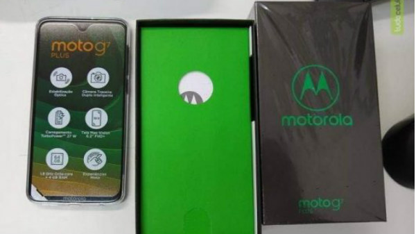 Moto G7 Plus retail box leaked, comes with 27W TurboCharging feature