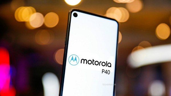 Motorola P40 leaked  specs suggest display with punch hole and more
