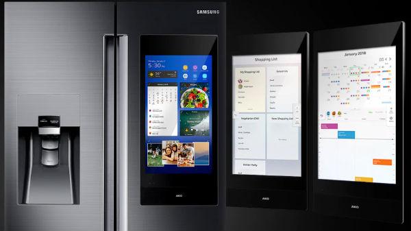 CES 2019: Samsung debuts next-gen family hub refrigerator