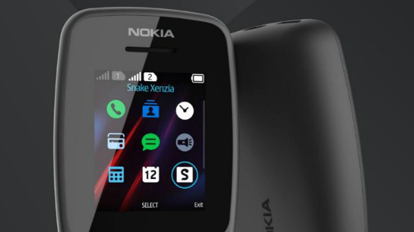 Nokia 106 (2018) now available on Flipkart for Rs 1,309