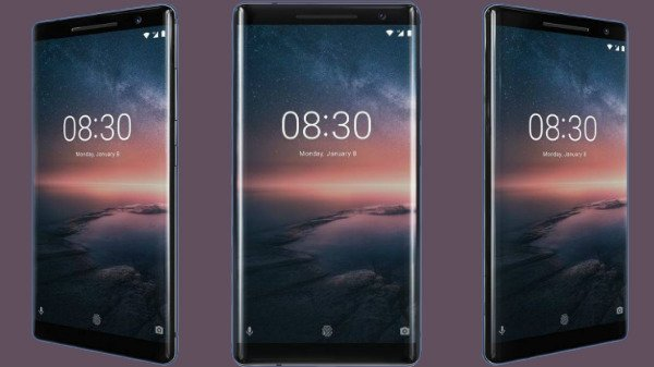 Nokia 8 Sirocco finally receiving stable Android 9 pie update