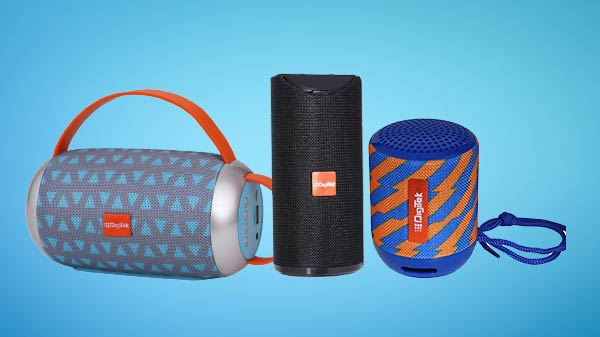 Digitek unveils three new Bluetooth speakers for Indian market