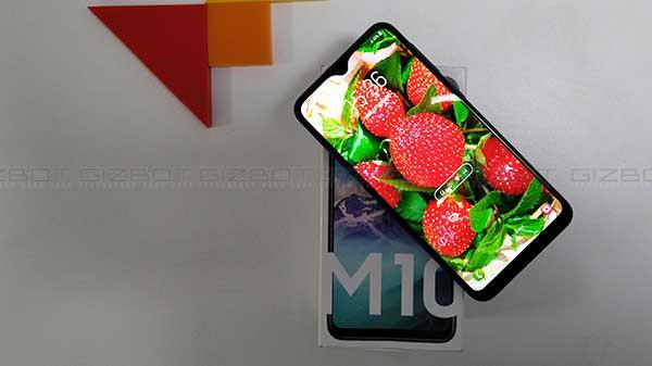 Samsung Galaxy M10 First Impressions