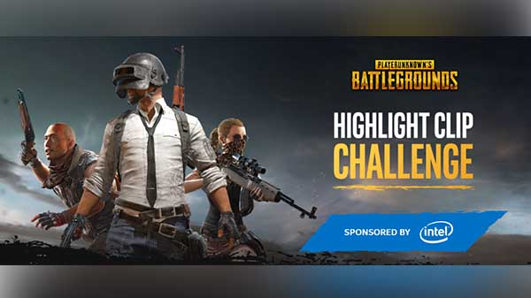 Share best clips from PUBG gameplay and win a gaming PC