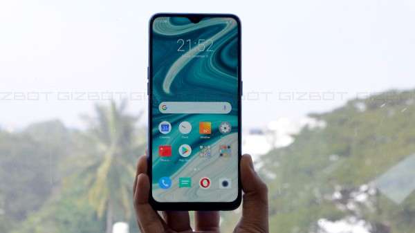 Realme U1 new update brings January 2019 Android Security Patch