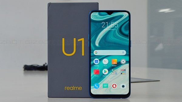 Realme U1 new update brings 'fingerprint shooting for camera' feature