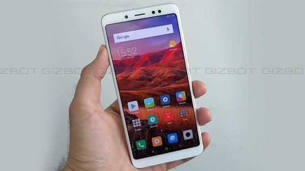Xiaomi Redmi Note 5 Pro latest MIUI 10 update fixes major camera bug