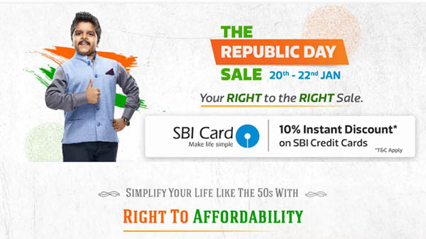 Flipkart Republic Day sale starts from January 20: Deals and offers