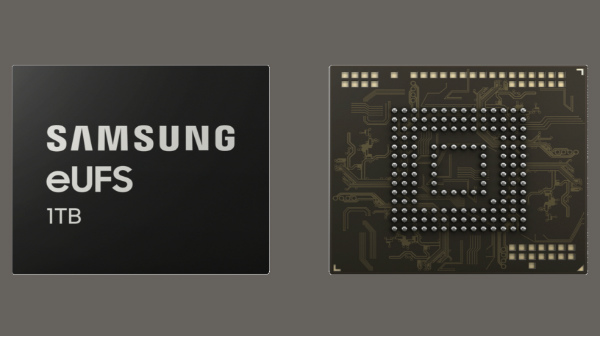 Samsung 1 TB eUFS module for smartphones announced
