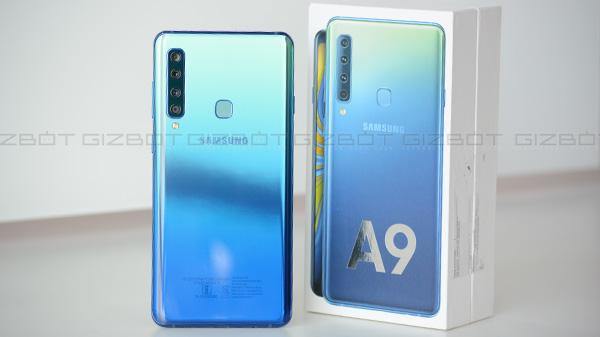 Samsung Galaxy A50 will feature dew-drop notch (Infinity-V) display