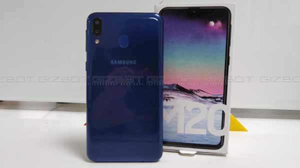 Samsung Galaxy M10, Galaxy M20 launched in India