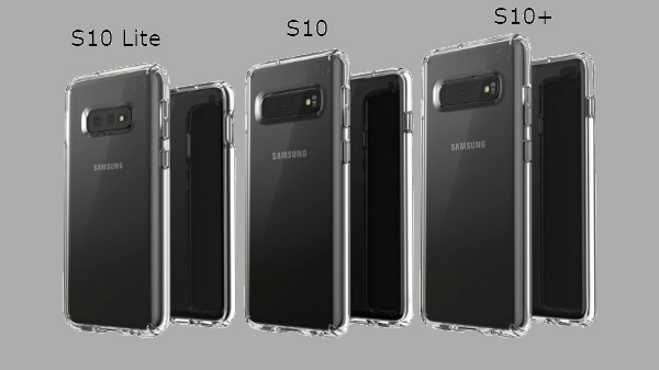 Samsung Galaxy S10 Lite, S10, and S10+ pricing leaked