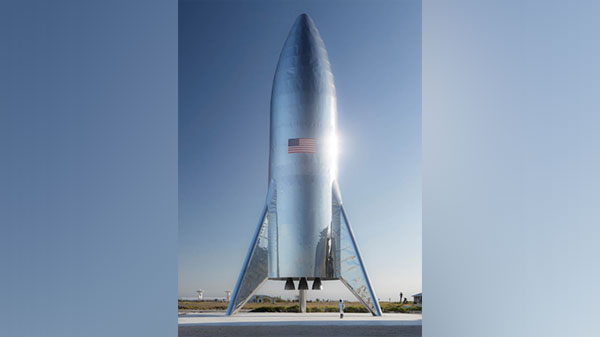 SpaceX Starship damaged by high-speed winds, Mars mission delayed