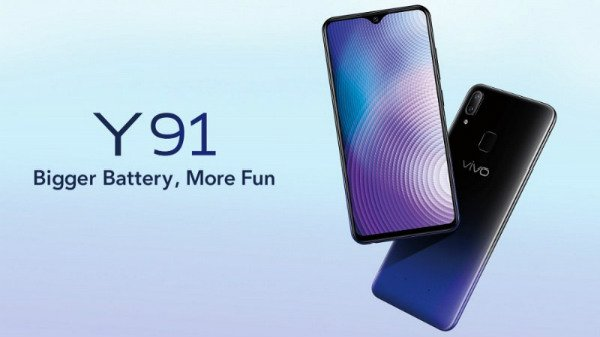 Vivo Y91 with Rs 11,990 price tag listed on Vivo India e-store