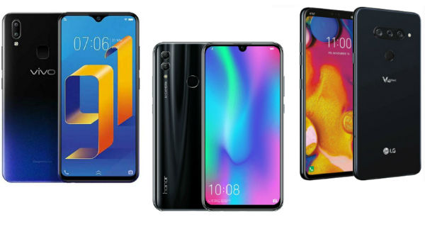 Week 3, 2019 launch round-up: LG V40 ThinQ, Honor 10 Lite, Vivo Y91, Amazon Echo Input and more