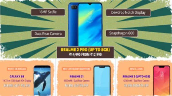 Flipkart Mobiles Republic Day 2019 sale: Attractive deals you can get on budget smartphones
