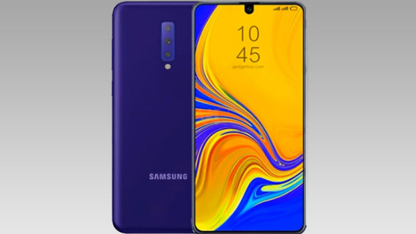 Samsung Galaxy M20 shows up on Amazon listing, key specs revealed