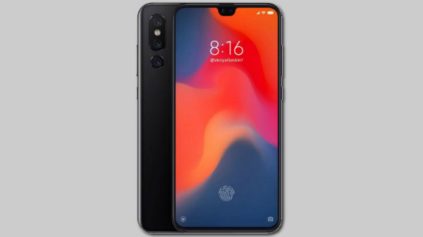 Xiaomi Mi 9 with in-display fingerprint scanner coming on February 19