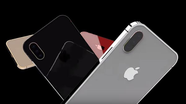 Apple iPhone XI concept video shows triple rear cameras
