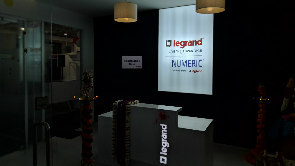 Legrand Innoval: The first voice controlled centre unveiled