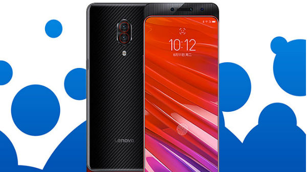 Lenovo Z5 Pro GT goes up for pre-orders in China starting at RMB 2,698