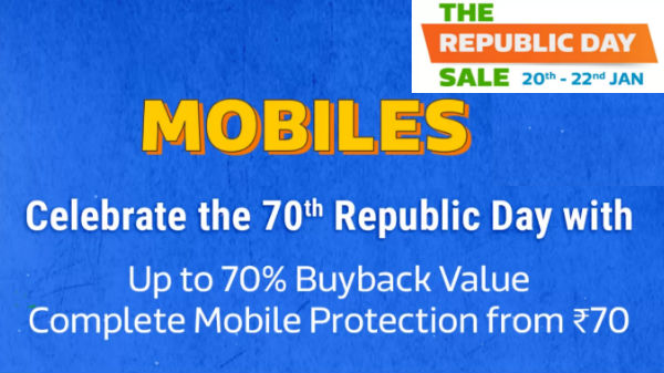Flipkart Mobiles Republic Day 2019 sneak peek: Discounts on Poco F1, Vivo V9 Pro and more