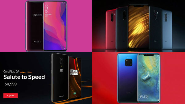 Most revolutionary Chinese smartphones to buy in India in 2019