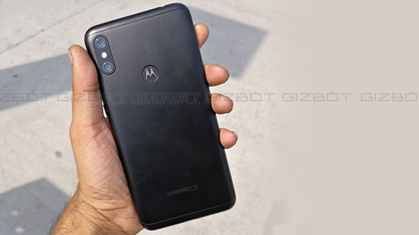 Motorola One Power December 2018 Android security patch rolling out