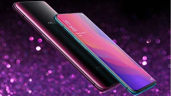 Oppo Find X spotted on Geekbench running on Android Pie UI