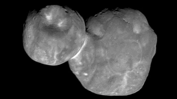 NASA's New Horizons reveals new details about Ultima Thule